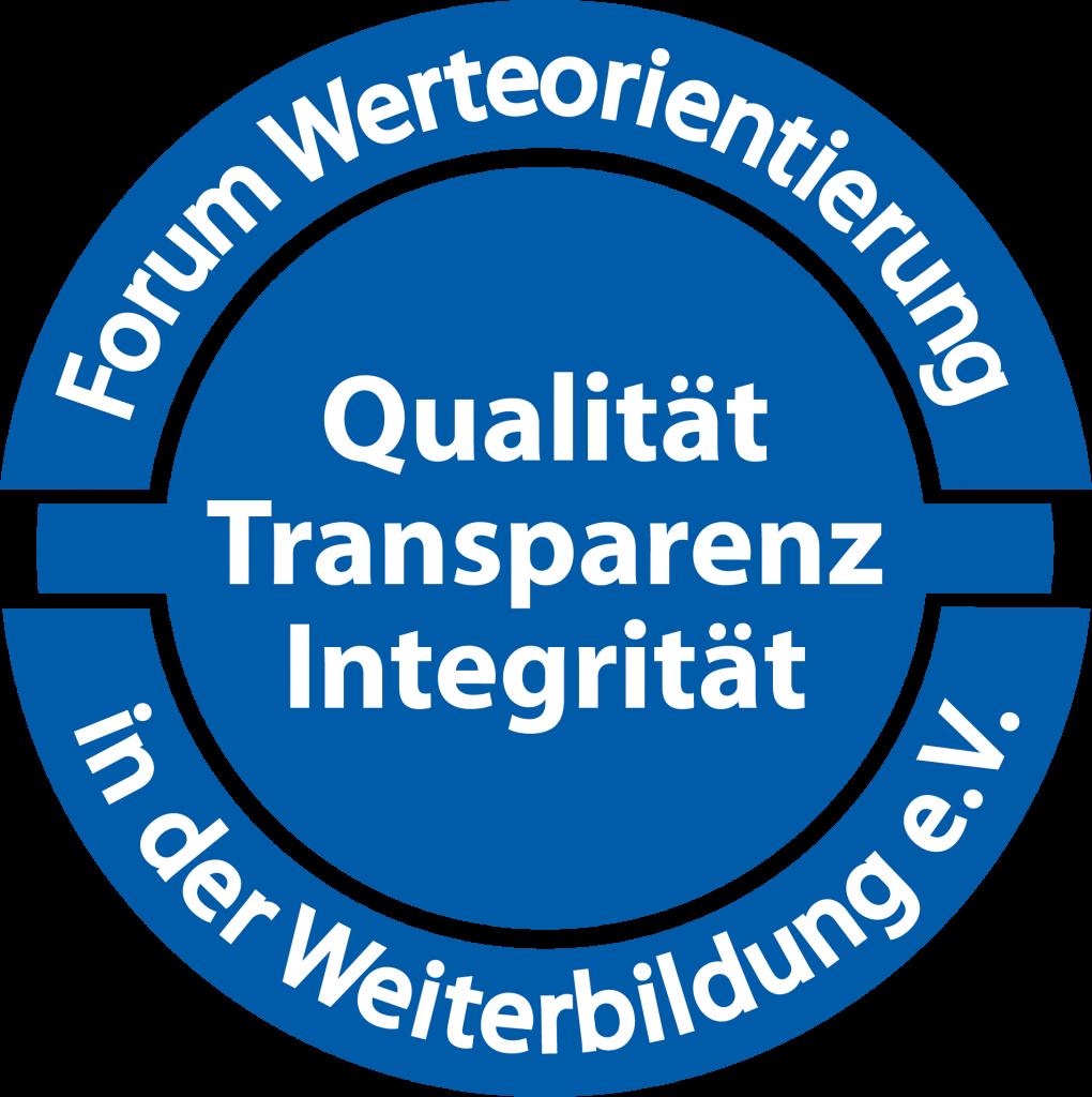 Siegel Forum Werteorientierung