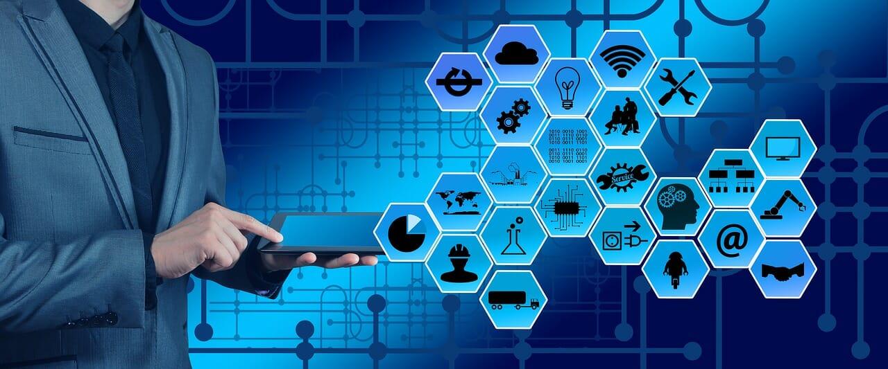 Integrationfunktion der Digitalisierung